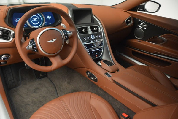 Used 2018 Aston Martin DB11 V12 for sale $164,990 at Bentley Greenwich in Greenwich CT 06830 14