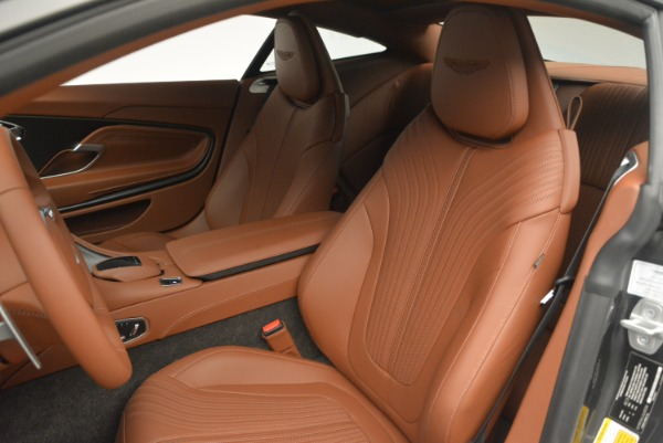 Used 2018 Aston Martin DB11 V12 for sale $164,990 at Bentley Greenwich in Greenwich CT 06830 15