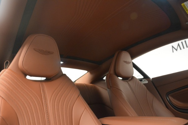 Used 2018 Aston Martin DB11 V12 for sale $164,990 at Bentley Greenwich in Greenwich CT 06830 19