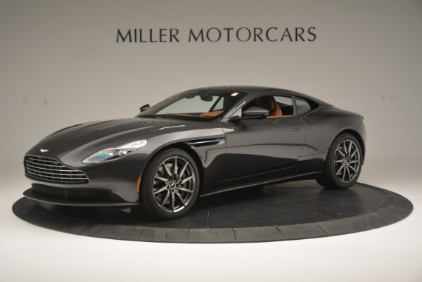 Used 2018 Aston Martin DB11 V12 for sale $164,990 at Bentley Greenwich in Greenwich CT 06830 2