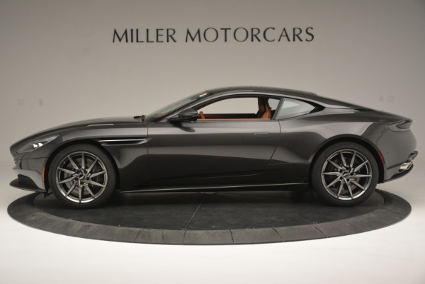 New 2018 Aston Martin DB11 V12 Coupe for sale Sold at Bentley Greenwich in Greenwich CT 06830 3