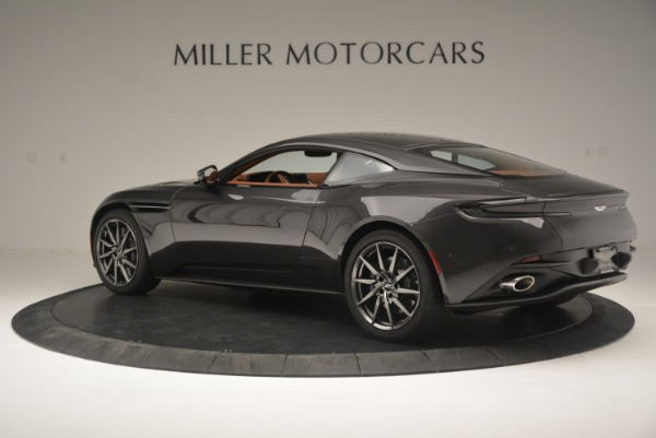 Used 2018 Aston Martin DB11 V12 for sale $164,990 at Bentley Greenwich in Greenwich CT 06830 4