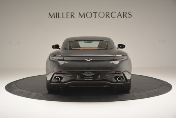 New 2018 Aston Martin DB11 V12 Coupe for sale Sold at Bentley Greenwich in Greenwich CT 06830 6
