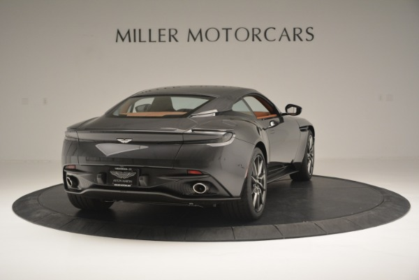 New 2018 Aston Martin DB11 V12 Coupe for sale Sold at Bentley Greenwich in Greenwich CT 06830 7