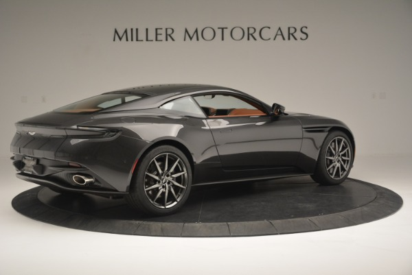 New 2018 Aston Martin DB11 V12 Coupe for sale Sold at Bentley Greenwich in Greenwich CT 06830 8