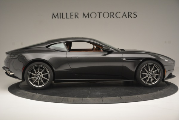 New 2018 Aston Martin DB11 V12 Coupe for sale Sold at Bentley Greenwich in Greenwich CT 06830 9