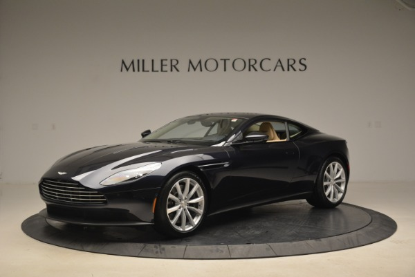 New 2018 Aston Martin DB11 V12 Coupe for sale Sold at Bentley Greenwich in Greenwich CT 06830 2