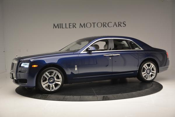 New 2016 Rolls-Royce Ghost Series II for sale Sold at Bentley Greenwich in Greenwich CT 06830 3