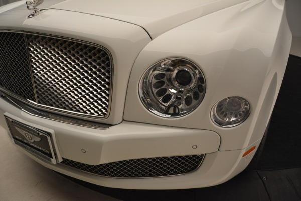 Used 2013 Bentley Mulsanne for sale Sold at Bentley Greenwich in Greenwich CT 06830 11