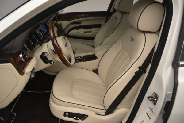 Used 2013 Bentley Mulsanne for sale Sold at Bentley Greenwich in Greenwich CT 06830 17