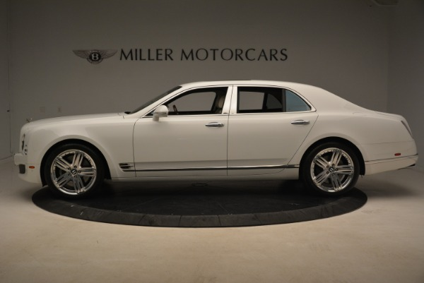 Used 2013 Bentley Mulsanne for sale Sold at Bentley Greenwich in Greenwich CT 06830 2