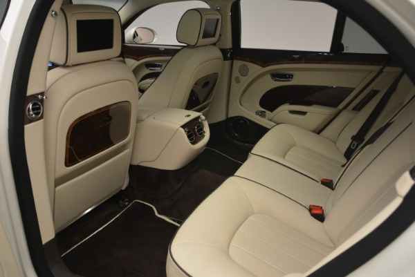 Used 2013 Bentley Mulsanne for sale Sold at Bentley Greenwich in Greenwich CT 06830 20