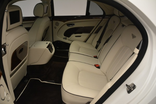 Used 2013 Bentley Mulsanne for sale Sold at Bentley Greenwich in Greenwich CT 06830 21