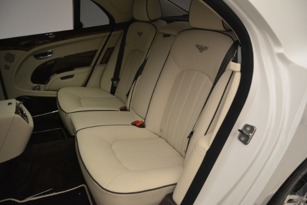 Used 2013 Bentley Mulsanne for sale Sold at Bentley Greenwich in Greenwich CT 06830 22