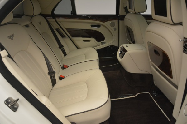Used 2013 Bentley Mulsanne for sale Sold at Bentley Greenwich in Greenwich CT 06830 24