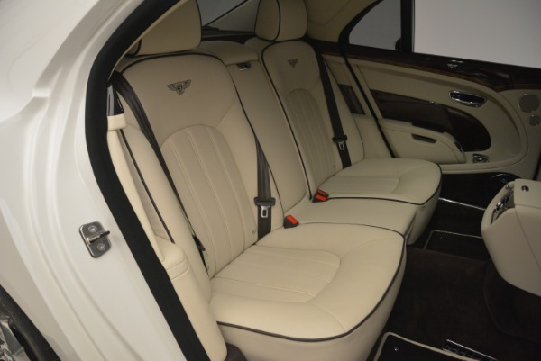 Used 2013 Bentley Mulsanne for sale Sold at Bentley Greenwich in Greenwich CT 06830 25