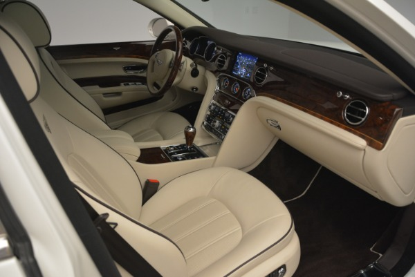 Used 2013 Bentley Mulsanne for sale Sold at Bentley Greenwich in Greenwich CT 06830 26