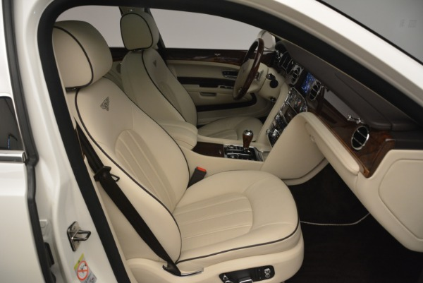 Used 2013 Bentley Mulsanne for sale Sold at Bentley Greenwich in Greenwich CT 06830 27