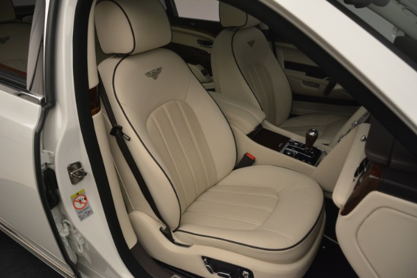 Used 2013 Bentley Mulsanne for sale Sold at Bentley Greenwich in Greenwich CT 06830 28