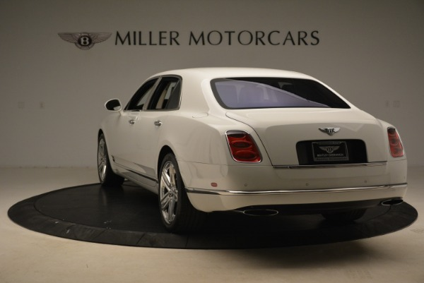 Used 2013 Bentley Mulsanne for sale Sold at Bentley Greenwich in Greenwich CT 06830 3