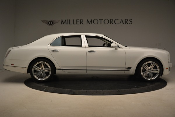 Used 2013 Bentley Mulsanne for sale Sold at Bentley Greenwich in Greenwich CT 06830 6