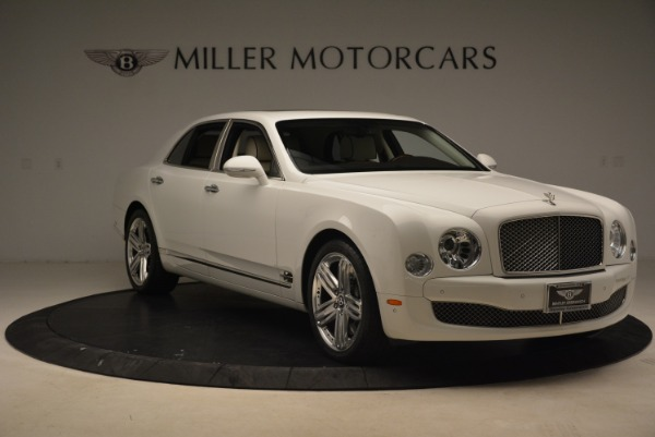 Used 2013 Bentley Mulsanne for sale Sold at Bentley Greenwich in Greenwich CT 06830 7