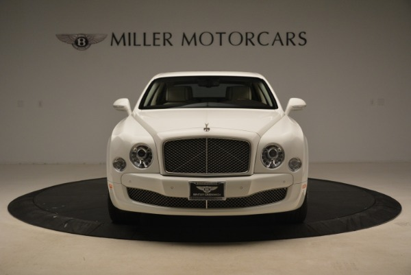 Used 2013 Bentley Mulsanne for sale Sold at Bentley Greenwich in Greenwich CT 06830 8
