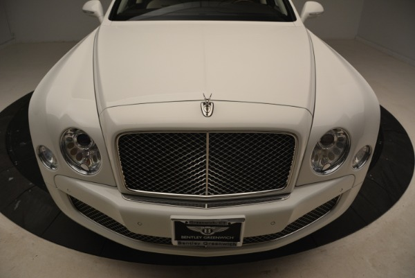 Used 2013 Bentley Mulsanne for sale Sold at Bentley Greenwich in Greenwich CT 06830 9