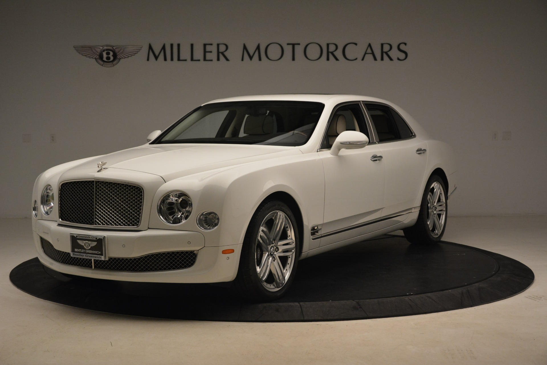 Used 2013 Bentley Mulsanne for sale Sold at Bentley Greenwich in Greenwich CT 06830 1