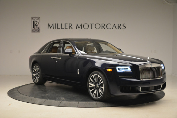 Used 2018 Rolls-Royce Ghost for sale Sold at Bentley Greenwich in Greenwich CT 06830 12