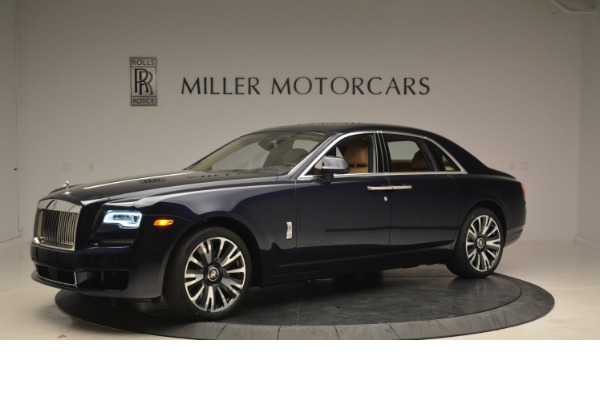 Used 2018 Rolls-Royce Ghost for sale Sold at Bentley Greenwich in Greenwich CT 06830 2