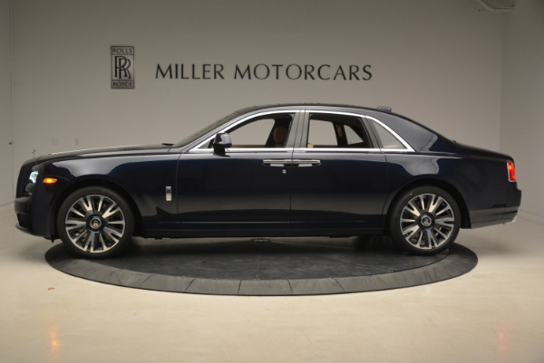 Used 2018 Rolls-Royce Ghost for sale Sold at Bentley Greenwich in Greenwich CT 06830 3