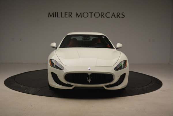 Used 2015 Maserati GranTurismo Sport for sale Sold at Bentley Greenwich in Greenwich CT 06830 12