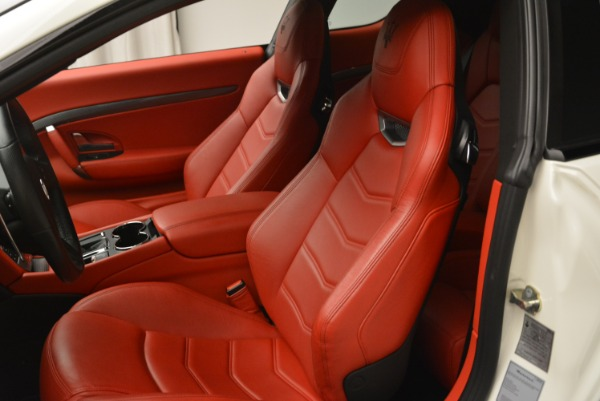 Used 2015 Maserati GranTurismo Sport for sale Sold at Bentley Greenwich in Greenwich CT 06830 15