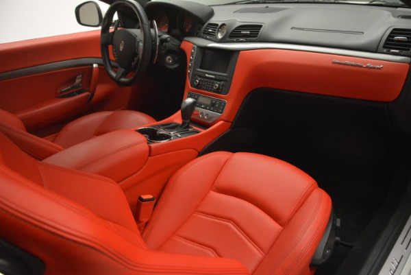 Used 2015 Maserati GranTurismo Sport for sale Sold at Bentley Greenwich in Greenwich CT 06830 19