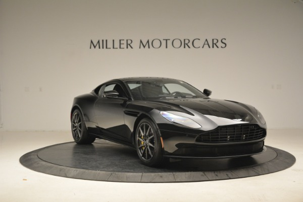 Used 2018 Aston Martin DB11 V8 Coupe for sale $149,990 at Bentley Greenwich in Greenwich CT 06830 11