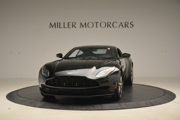 Used 2018 Aston Martin DB11 V8 Coupe for sale $149,990 at Bentley Greenwich in Greenwich CT 06830 2
