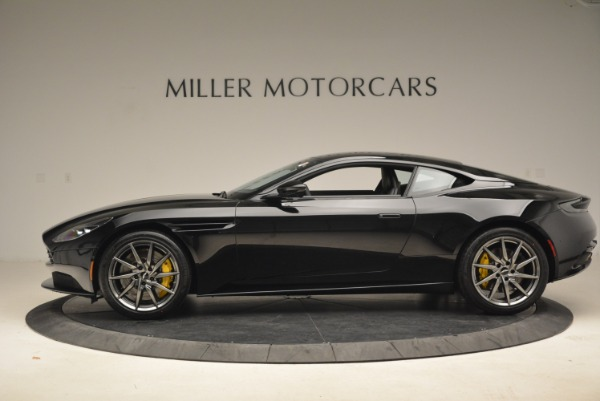 Used 2018 Aston Martin DB11 V8 Coupe for sale $149,990 at Bentley Greenwich in Greenwich CT 06830 3