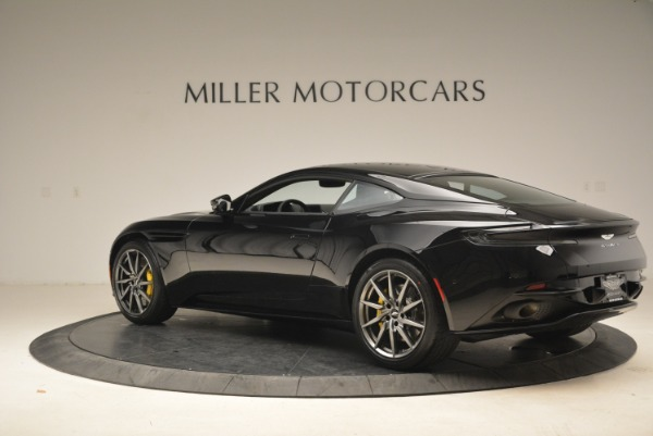 Used 2018 Aston Martin DB11 V8 Coupe for sale $149,990 at Bentley Greenwich in Greenwich CT 06830 4