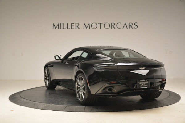 Used 2018 Aston Martin DB11 V8 Coupe for sale $149,990 at Bentley Greenwich in Greenwich CT 06830 5