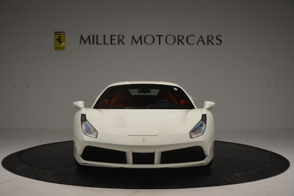 Used 2017 Ferrari 488 GTB for sale Sold at Bentley Greenwich in Greenwich CT 06830 12