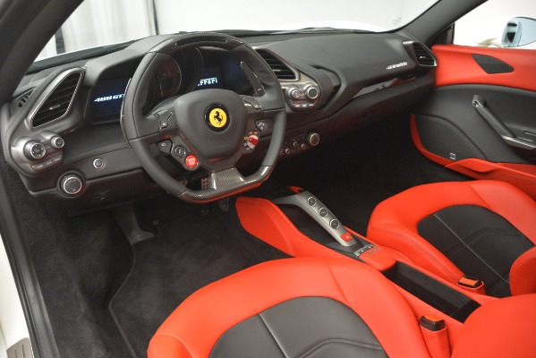 Used 2017 Ferrari 488 GTB for sale Sold at Bentley Greenwich in Greenwich CT 06830 13