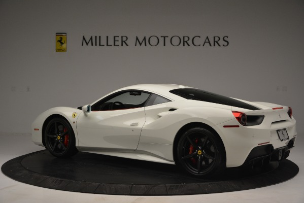 Used 2017 Ferrari 488 GTB for sale Sold at Bentley Greenwich in Greenwich CT 06830 4