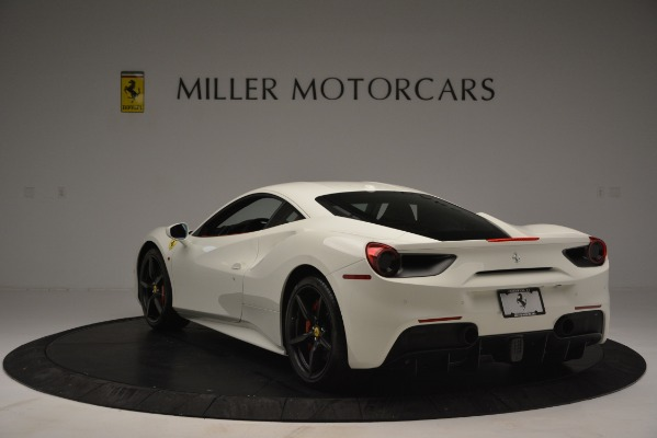Used 2017 Ferrari 488 GTB for sale Sold at Bentley Greenwich in Greenwich CT 06830 5