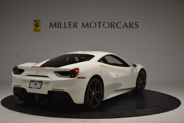 Used 2017 Ferrari 488 GTB for sale Sold at Bentley Greenwich in Greenwich CT 06830 7