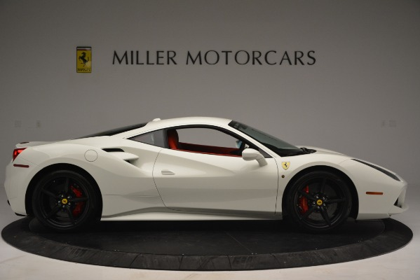 Used 2017 Ferrari 488 GTB for sale Sold at Bentley Greenwich in Greenwich CT 06830 9