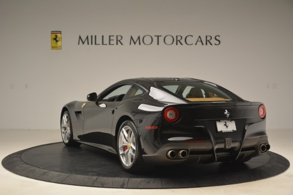 Used 2015 Ferrari F12 Berlinetta for sale Sold at Bentley Greenwich in Greenwich CT 06830 5