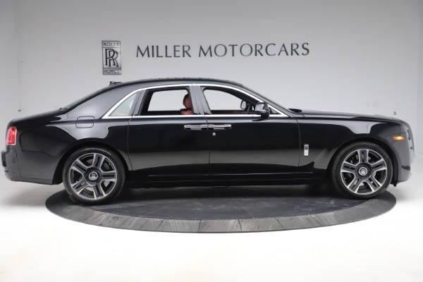 Used 2016 Rolls-Royce Ghost for sale Sold at Bentley Greenwich in Greenwich CT 06830 10