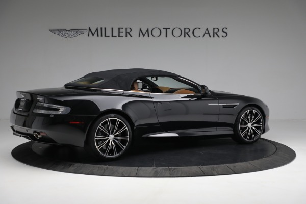 Used 2012 Aston Martin Virage Volante for sale Sold at Bentley Greenwich in Greenwich CT 06830 21