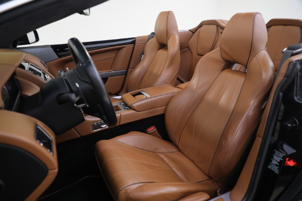 Used 2012 Aston Martin Virage Volante for sale Sold at Bentley Greenwich in Greenwich CT 06830 27